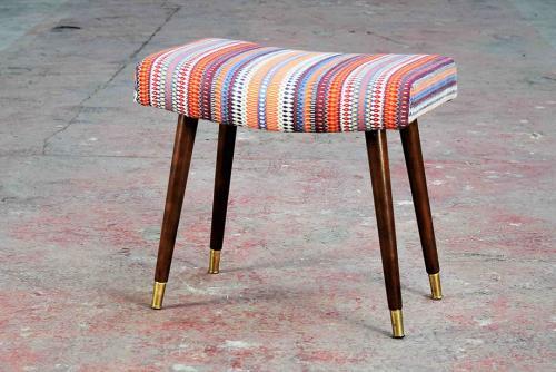 60's-stool