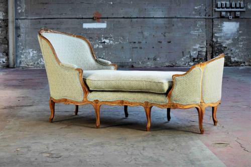 Rococo-Chaise
